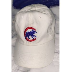 White Cubs hat